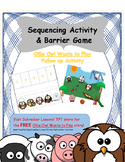 Sequencing and Barrier Game: Ollie Owl story follow up