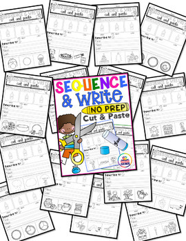 Sequencing and Writing Set 1
