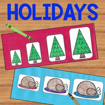 Sequence by Size: Height, Length, Weight, Capacity