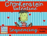 """Sequencing Minilesson with """"Crankenstein Valentine"""""""