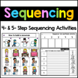 Sequencing Stories with Pictures- Sequencing Picture Cards