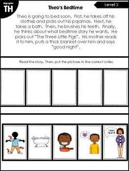 Sequencing with Digraphs