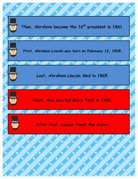 Sequencing with Honest Abe