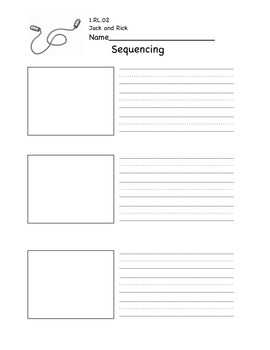 Sequencing with Illustration