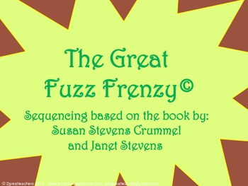 "Sequencing with ""The Great Fuzz Frenzy""©"