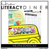 Sequencing with The Little School Bus - Kindergarten Inter