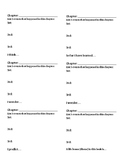 Sequential Retelling Sheet Reading Strategy