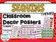 Sequins Theme Classroom Decor Set