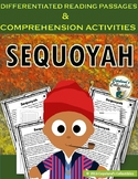 Sequoyah Differentiated Reading Passages and Comprehension