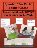 Ser Basket Game - Spanish 1 Class Game