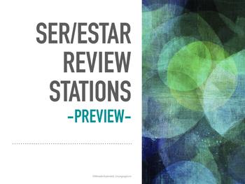 Ser/Estar Review Stations