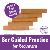 Ser: Guided Practice for Beginners