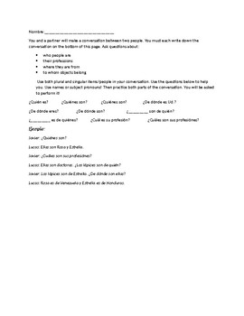 Ser Partner conversation review