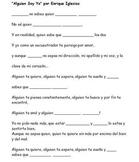 Ser Practice (with Enrique Iglesias song)
