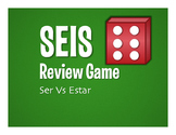 Ser Vs Estar Seis Game