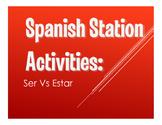 Ser Vs Estar Stations