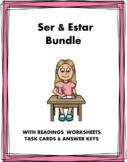 Ser and Estar Bundle: 7 Resources at 40% OFF!