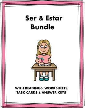 Ser and Estar Bundle