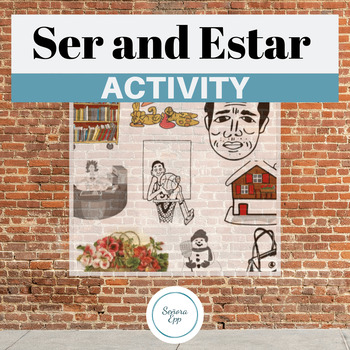 Ser and Estar Review Activities