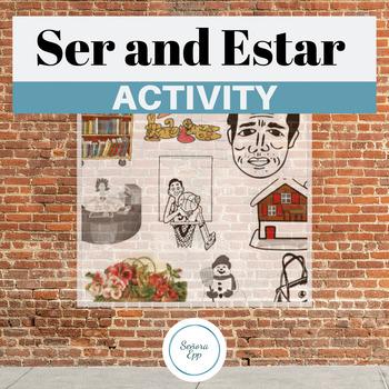 Ser and Estar Review Activities