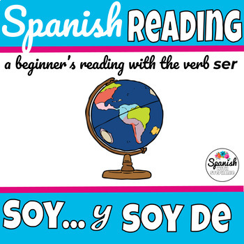 Spanish Reading: Ser de and nationalities