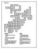 Ser e Ter Portuguese verbs Present tense Crossword