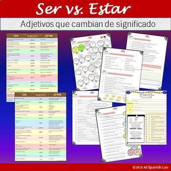 El Verbo Ser Lesson Teaching Resources Teachers Pay Teachers