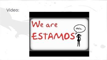 Ser/Estar Teaching Presentation