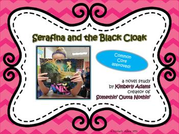Serafina and the Black Cloak: A Novel Study