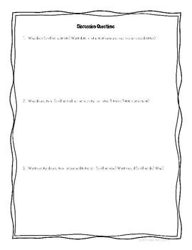 Serafina and the Black Cloak Novel Study/Literature Circle Guide