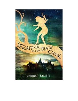 Serafina and the Black Cloak Test