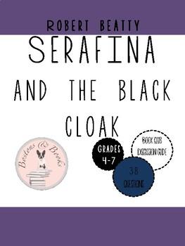 Serafina and the Black Cloak by Robert Beatty Book Club Di