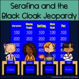 Serafina and the Black Cloak by Robert Beatty Jeopardy