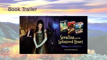 Serafina and the Splintered Heart Book Study PowerPoint