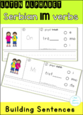 Serbian Building Sentences Set VI- Latin Alphabet