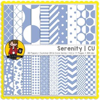 Serenity Digital Papers {CU}
