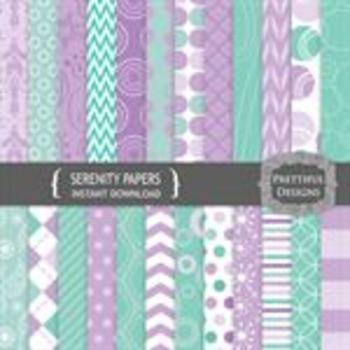 Serenity Paper Pack