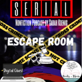"""Serial"" Nonfiction Podcast Season 1: Engaging Escape Room"