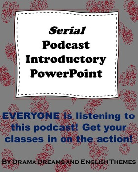 Serial Podcast Introductory Powerpoint