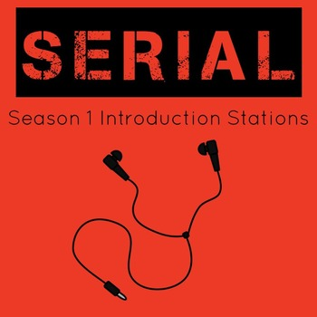 Serial Podcast Season 1 Introduction Stations