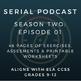 Serial Podcast Season 2: Unit 1 Bundle, Episodes 1-3 | Les
