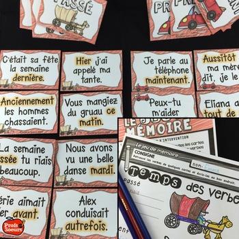Série 6: Jeux de mots / Ateliers de français