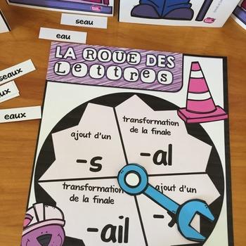 Série 8: Jeux de mots / Ateliers de français