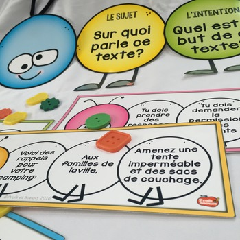 Série 9: Jeux de mots / Ateliers de français