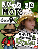 Jeux francais / Jeux de verbes / Jeu de français / French Word search / Words
