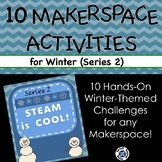 Series 2: EVEN MORE STEAM is COOL! 10 winter STEM challeng