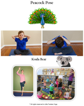 Series 3: The Zoo! Kids Yoga for Your Favorite Books--Huge Bundle!
