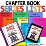 Book Series Lists   Chapter Books