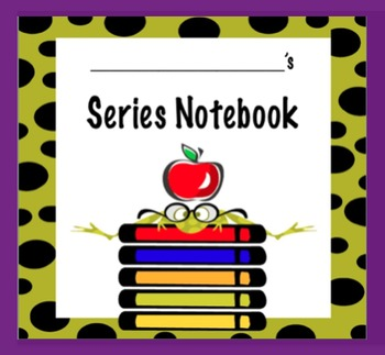 Series Book Club Writing and Reflection Packet