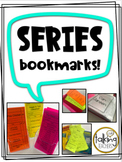 Series Bookmark Pack